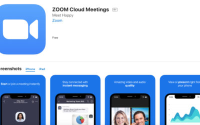 Zoom Virtual Consultations Instructions